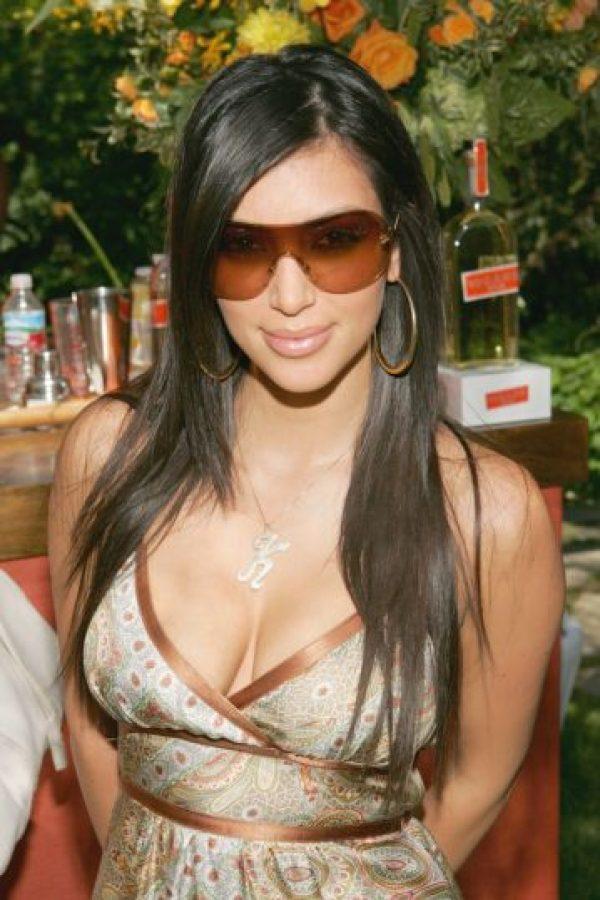 Esas gafas, tan de 2004 y de esposa de nuevo rico. Foto:vía Getty Images