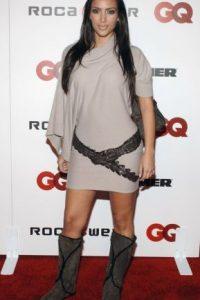 El cinturón mata el vestido. Foto:vía Getty Images