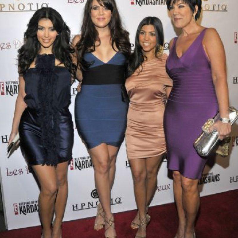 Así se vestía toda su familia. Foto:vía Getty Images