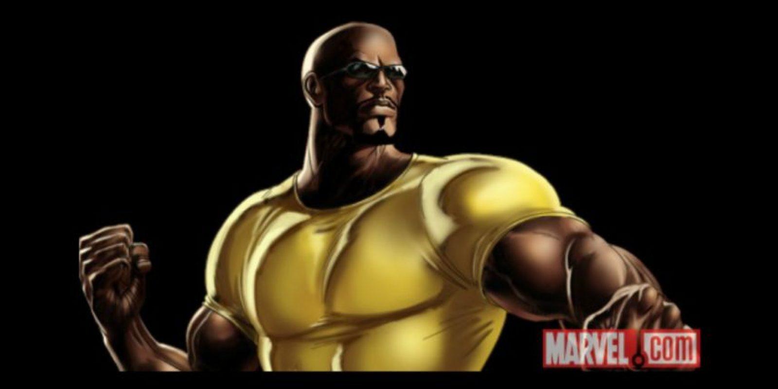 """Luke Cage"" Foto:Marvel.com"