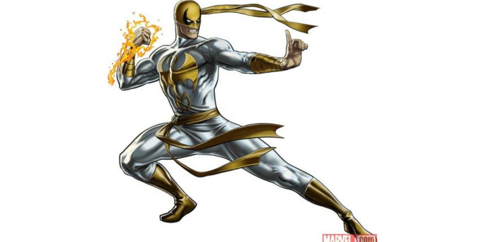 """Iron Fist"" Foto:Marvel.com"