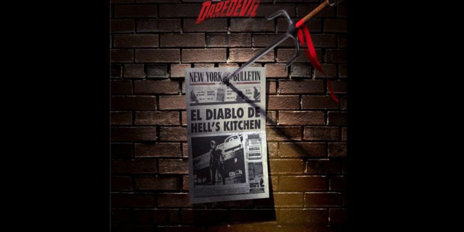 """""""Daredevil"""" Foto:Marvel.com"""