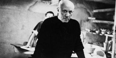 Pablito Picasso fue el nieto del pintor Pablo Picasso. Era hijo de Paulo, nacido del primer matrimonio del pintor. Foto:vía Getty Images