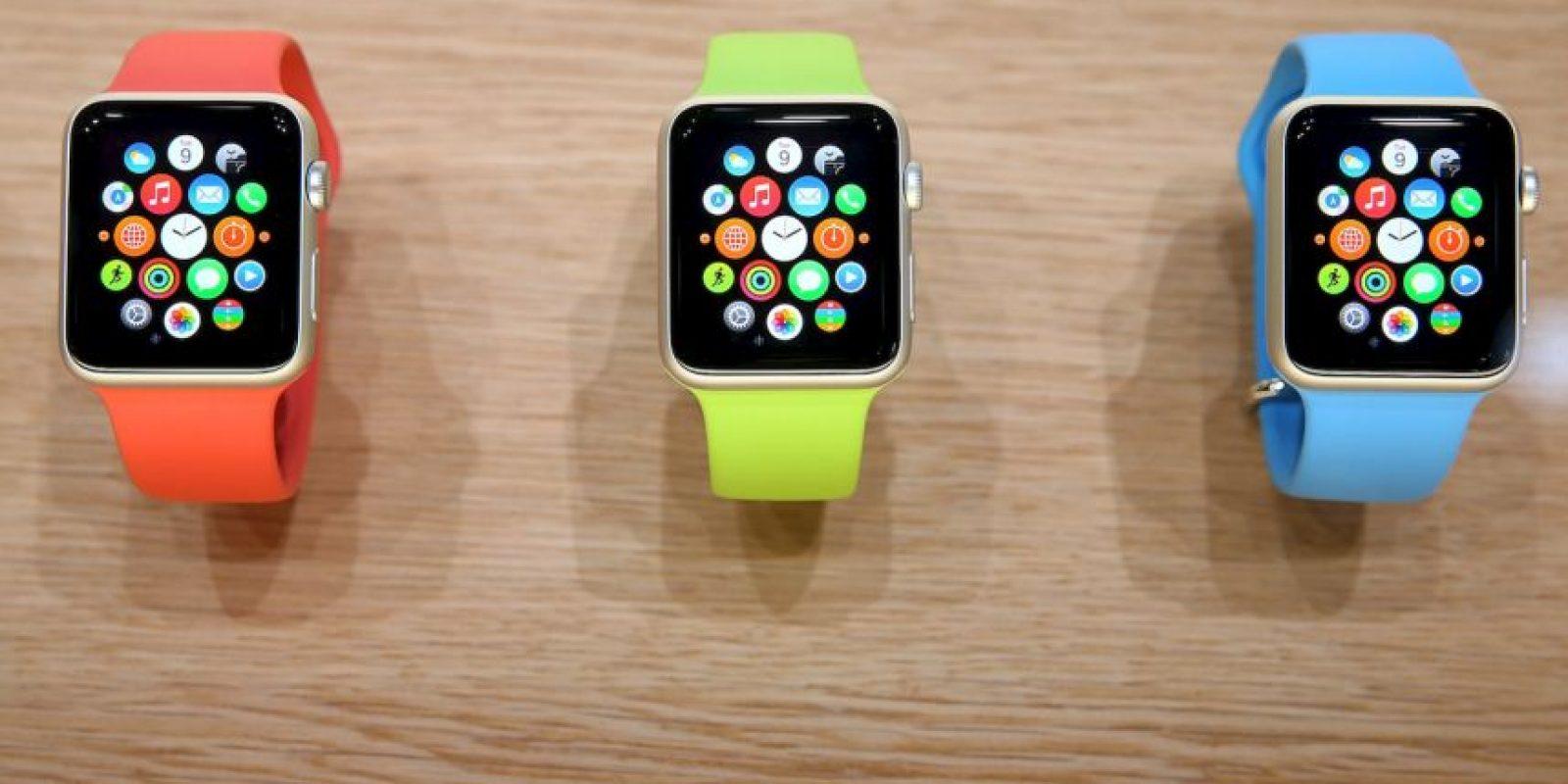 """""""Digital Touch"""" está contemplada como una nueva característica del watchOS 2.0, la cual mejorará la forma de enviar un correo electrónico o mensajes de texto Foto:Getty Images"""