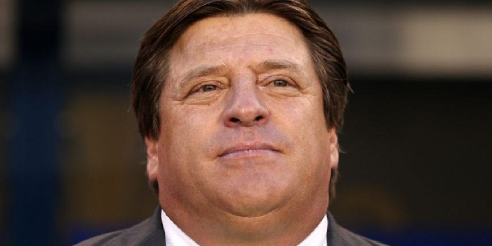 Herrera expresó su desasiego por abandonar su puesto en un comunicado en el que también expresó disculpas. Foto:vía Getty Images
