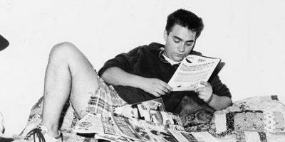 """Vicentico comenzó su carrera musical en la década de los 80 con los """"Fabulosos Cadillacs"""". Foto:Vía taringa.com"""