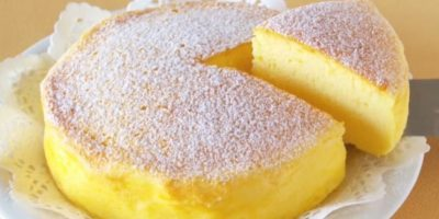 Este es el pastel de 3 ingredientes Foto:Vía Youtube