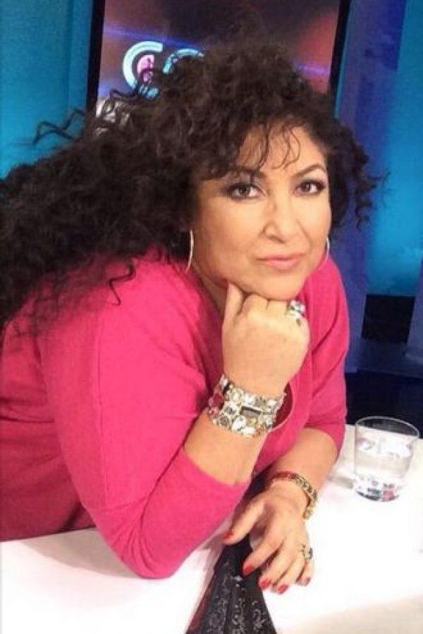 La cantante tiene 59 años. Foto:Vía facebook.com/AmandaMiguelsv