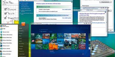 En el año 2006 Microsoft anunció la llegada del Windows Vista. Así lucía la interfaz Foto:Microsoft
