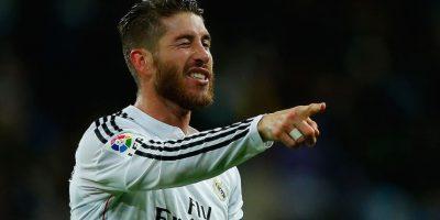 La prensa británica y española pusieron a Sergio Ramos en la órbita del Manchester United. Foto:Getty Images