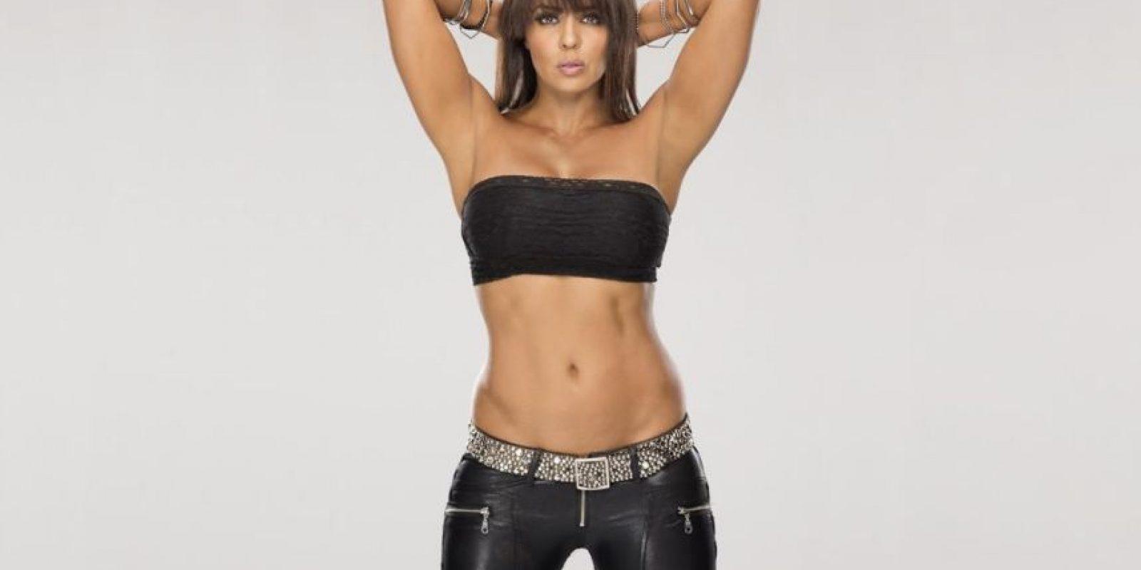 """En la WWE se le conocía sólo como """"Layla"""". Foto:wwe.com"""