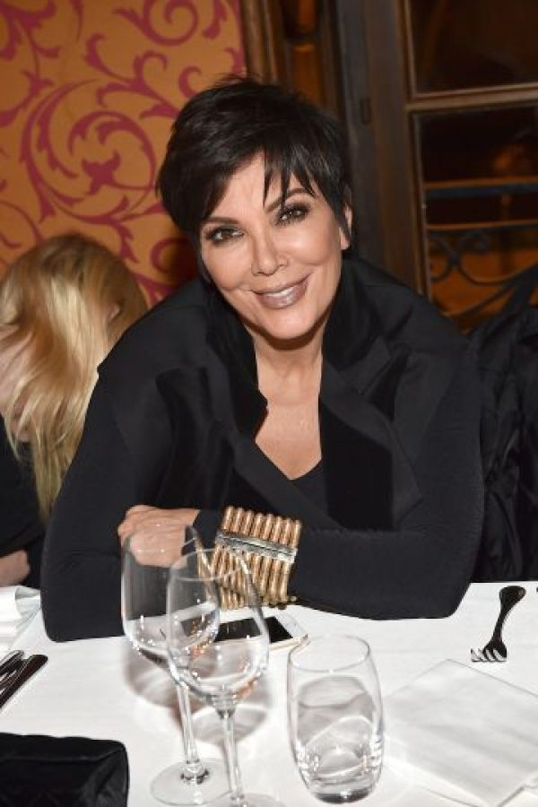 Kris Jenner visitó por primera vez a su expareja, ahora Caitlyn Jenner Foto:Getty Images