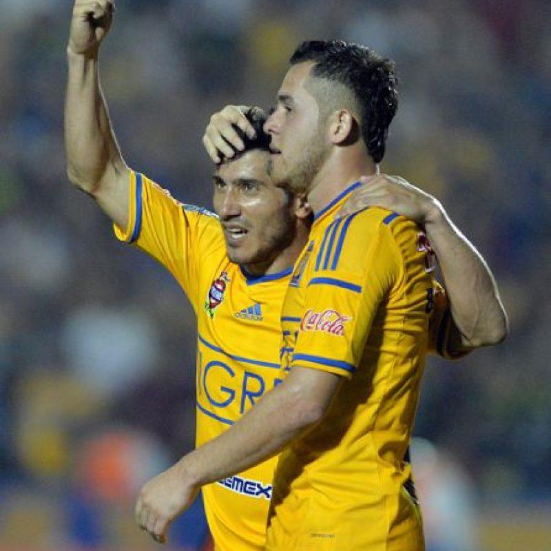 Los mexicanos clasificaron como el primer lugar del grupo. Foto:Getty Images