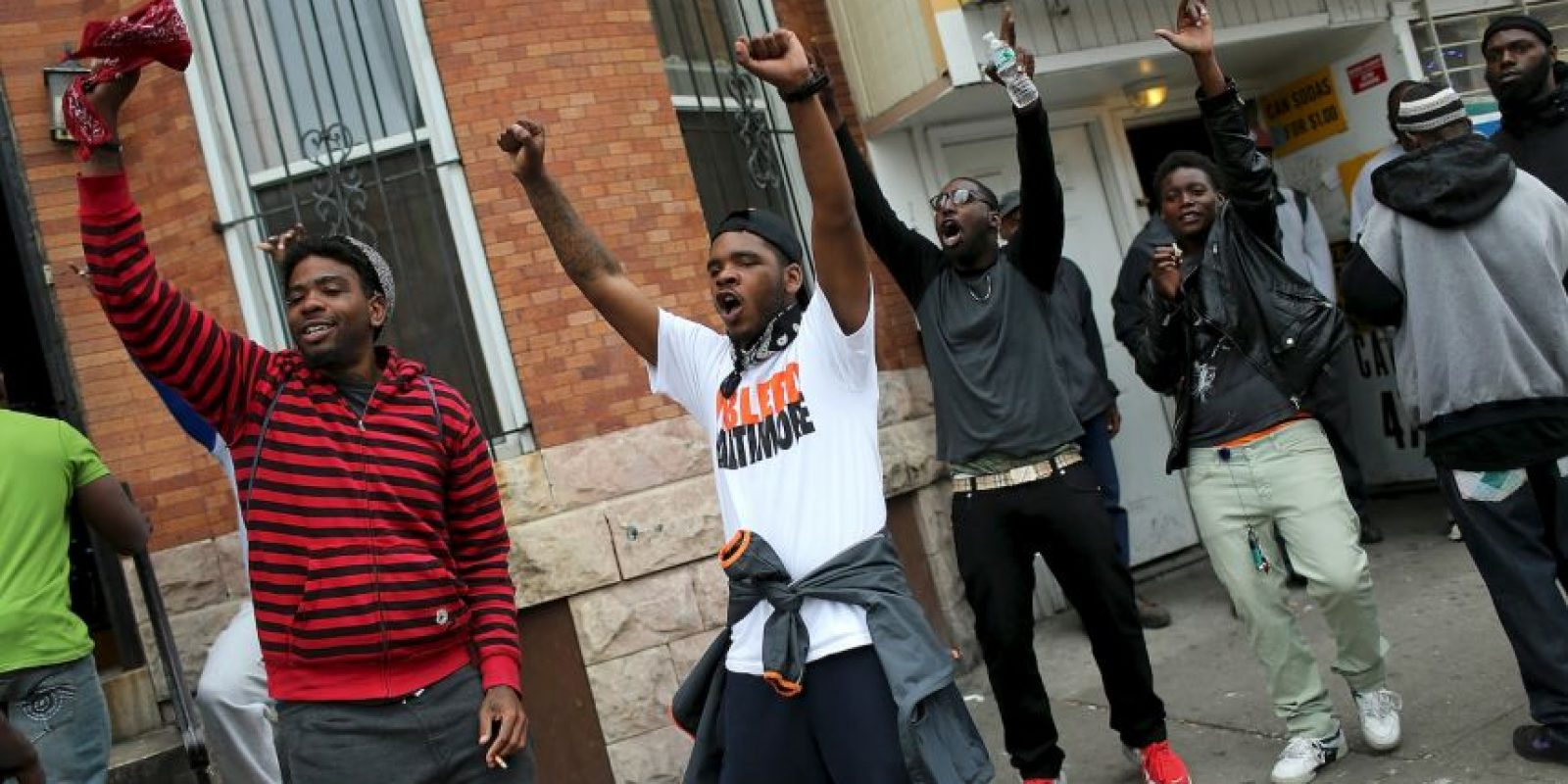 Samuel Dubose, la víctima era un hombre afroamericano. Foto:Getty Images