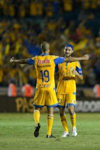 En tanto, los Tigres también estuvieron en el Grupo 6 de la Copa. Foto:Getty Images