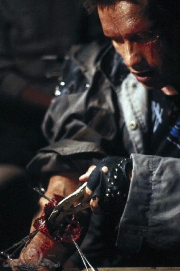 """En 1984, Schwarzenegger se convirtió en el cyborg que busca matar a la única mujer que puede salvar el futuro, """"Sarah Connor"""". Foto:Metro-Goldwyn-Mayer Studios Inc"""
