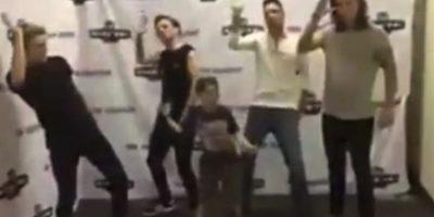 """Según la revista """"Billboard"""", el quinteto We Are Toonz fue el autor de este baile. Foto:vía twitter"""