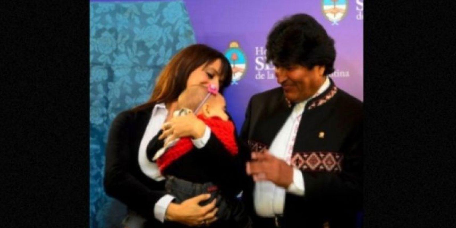 Se llama Victoria Donda Pérez y es diputada nacional en Argentina. Foto:Facebook.com/pages/Victoria-Donda-Pérez