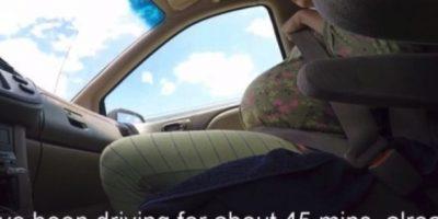 1. Madre da a luz en un automóvil Foto:YouTube/i8thacookies