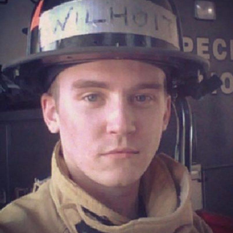 Se convirtió en bombero Foto:vía instagram.com/zeerow1129