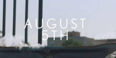 El 5 de agosto será la presentación oficial. Foto:Lexus International