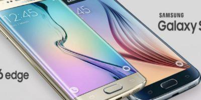 Seis gramos es más ligero el Samsung Galaxy S6 Edge con 132 gramos, a diferencia de los 138 gramos del Galaxy S6 Edge. Foto:Samsung