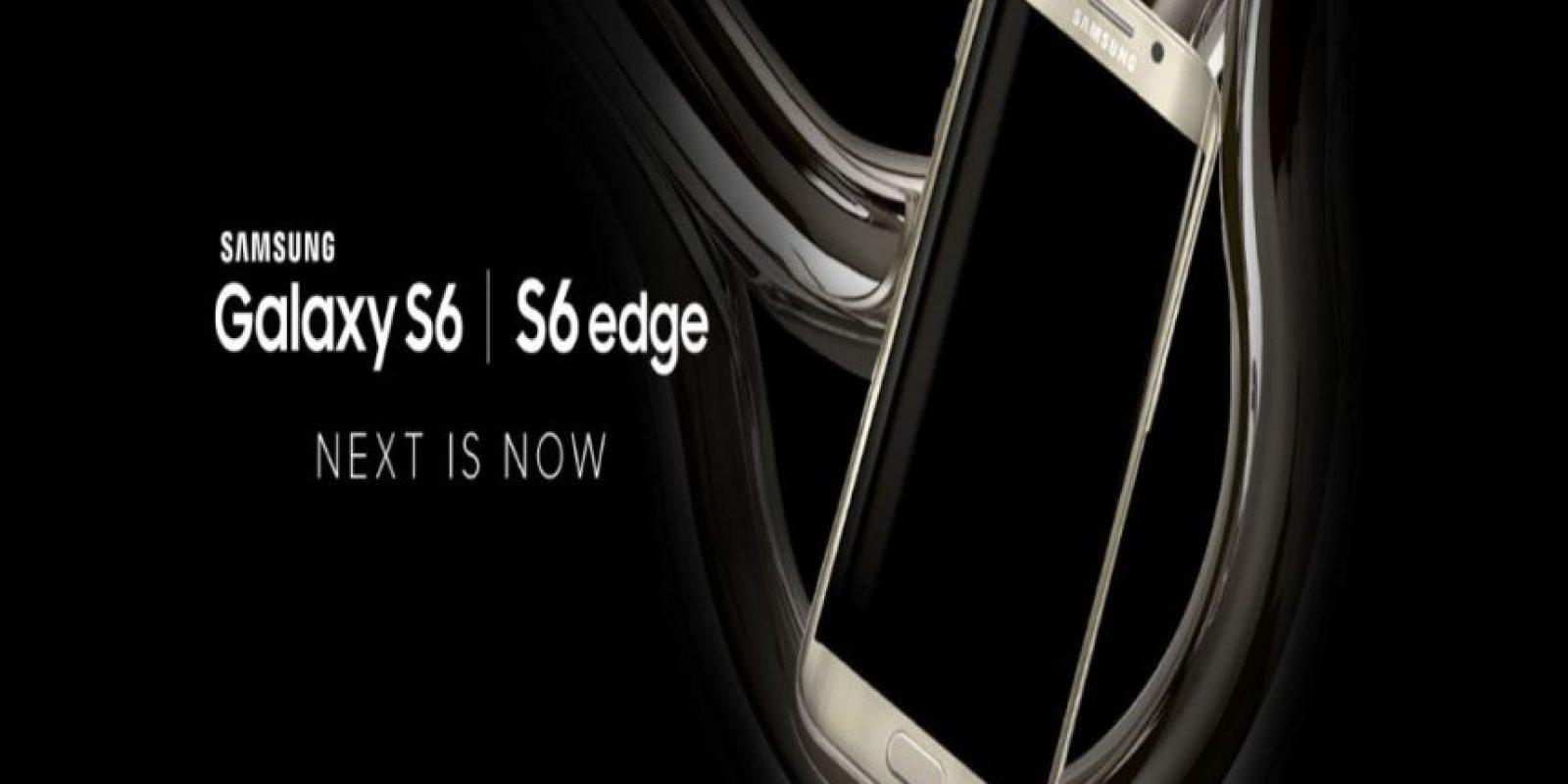 Como señalábamos, ambos dispositivos cuentan con una pantalla Super AMOLED de 5.1 pulgadas con resolución de 2560*1440 pixeles y 577ppi, aunque la versión Edge tiene una pantalla con doble borde. Foto:Samsung