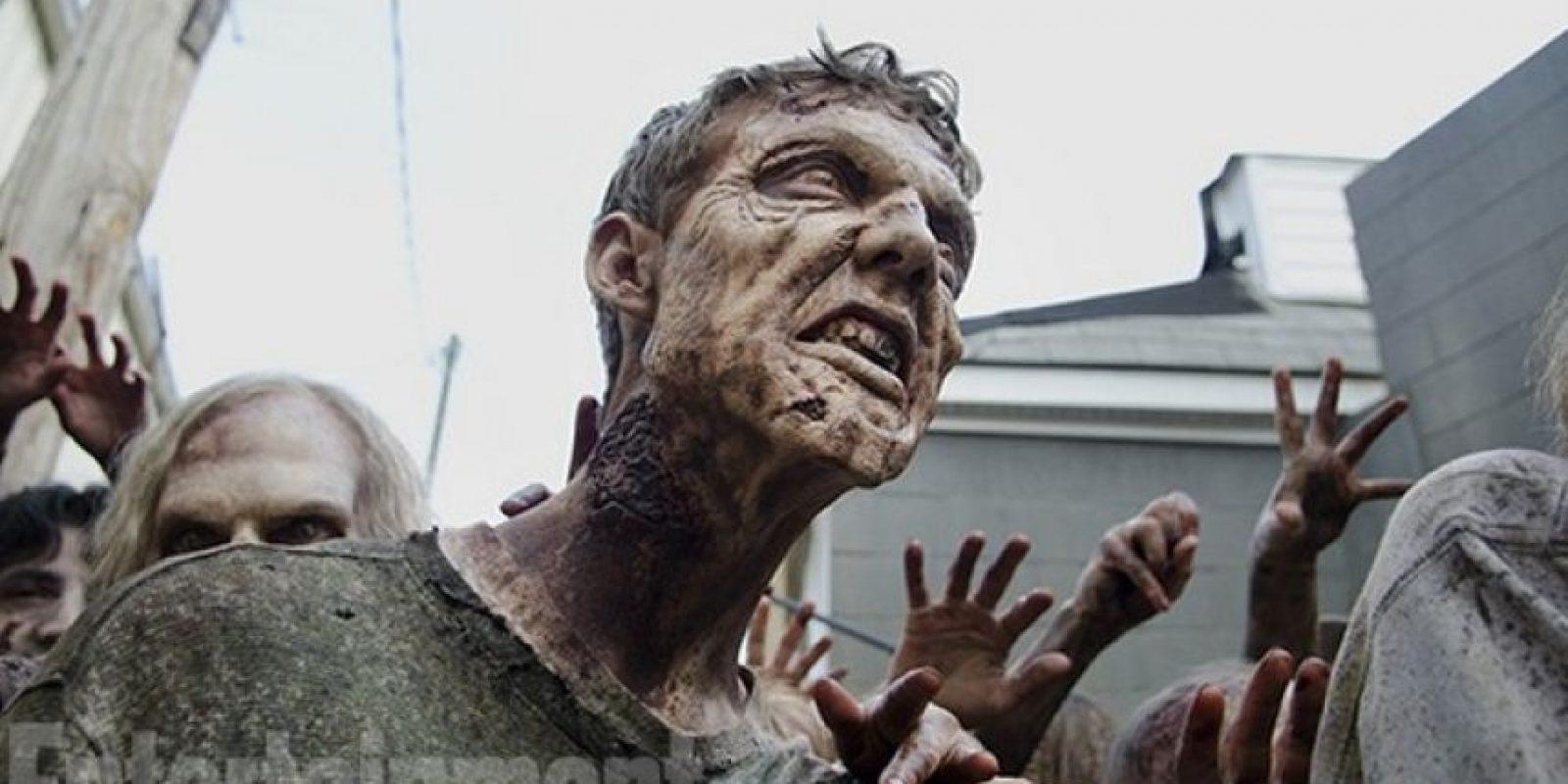 """La sexta temporada de """"The Walking Dead"""" llegará a la pantalla el próximo 12 de octubre a través de la cadena de televisión AMC. Foto:""""Entertainment Weekly"""""""