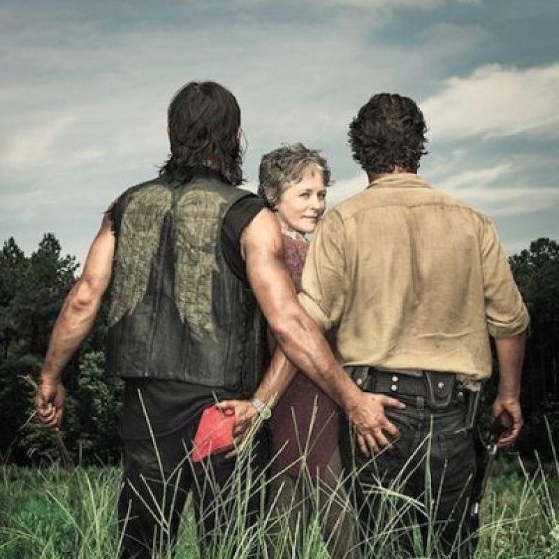 """La cadena de televisión AMC ha revelado el nombre de los 3 nuevos personajes que se integran. Foto:""""Entertainment Weekly"""""""