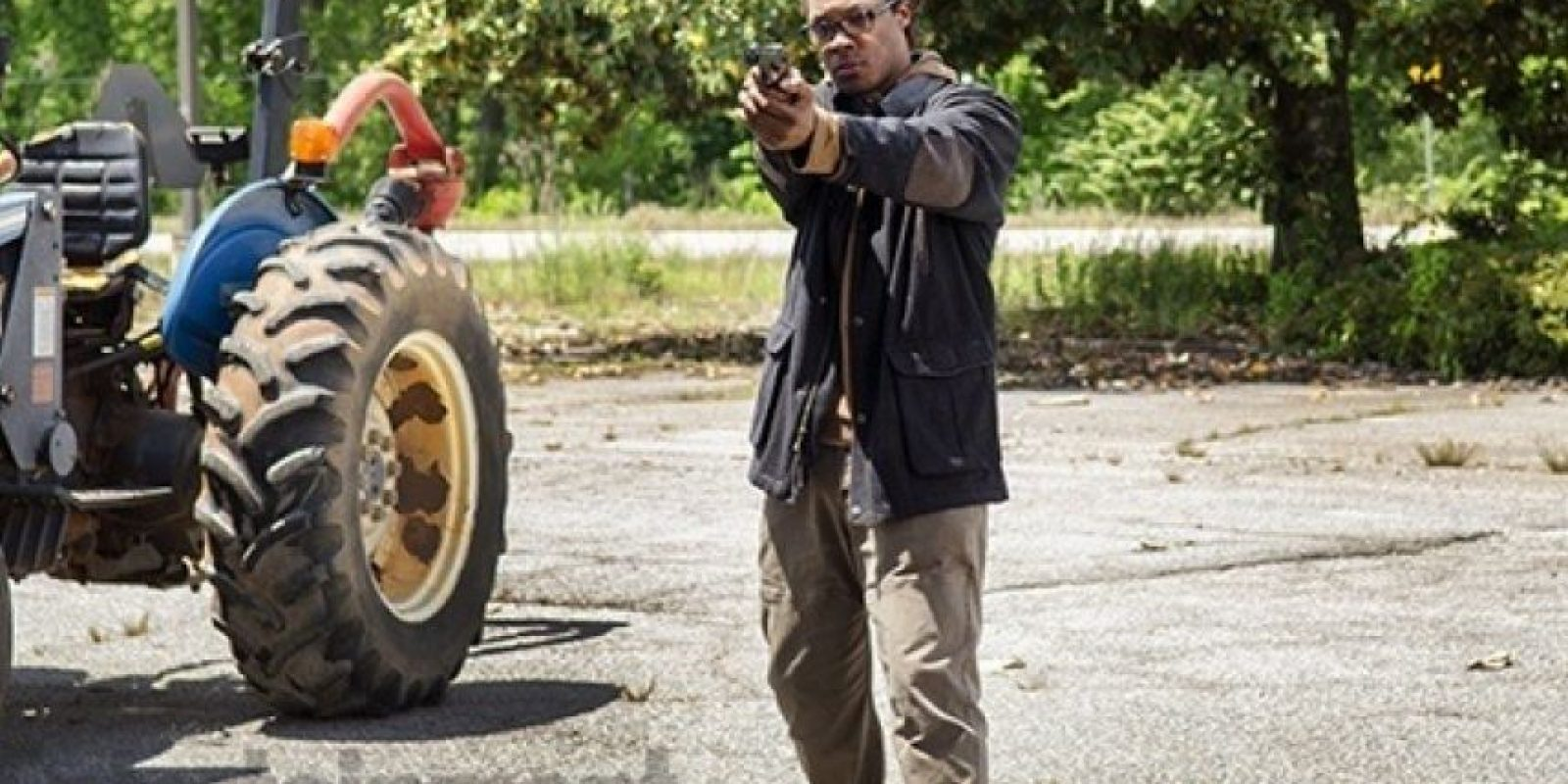 "Corey Hawkins interpretará a ""Heath"" Foto: ""Entertainment Weekly"""