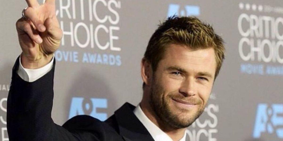 Chris Hemsworth habla del gran tamaño de sus partes íntimas