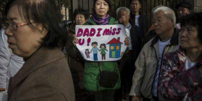 En el que 239 personas iban abordo. Foto:Getty Images