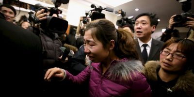 """""""El Gobierno chino hacía todo para ayudarnos"""" Foto:Getty Images"""