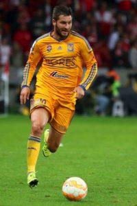 Con 29 años, Gignac fue el refuerzo de lujo de los Tigres esta temporada. Foto:Getty Images