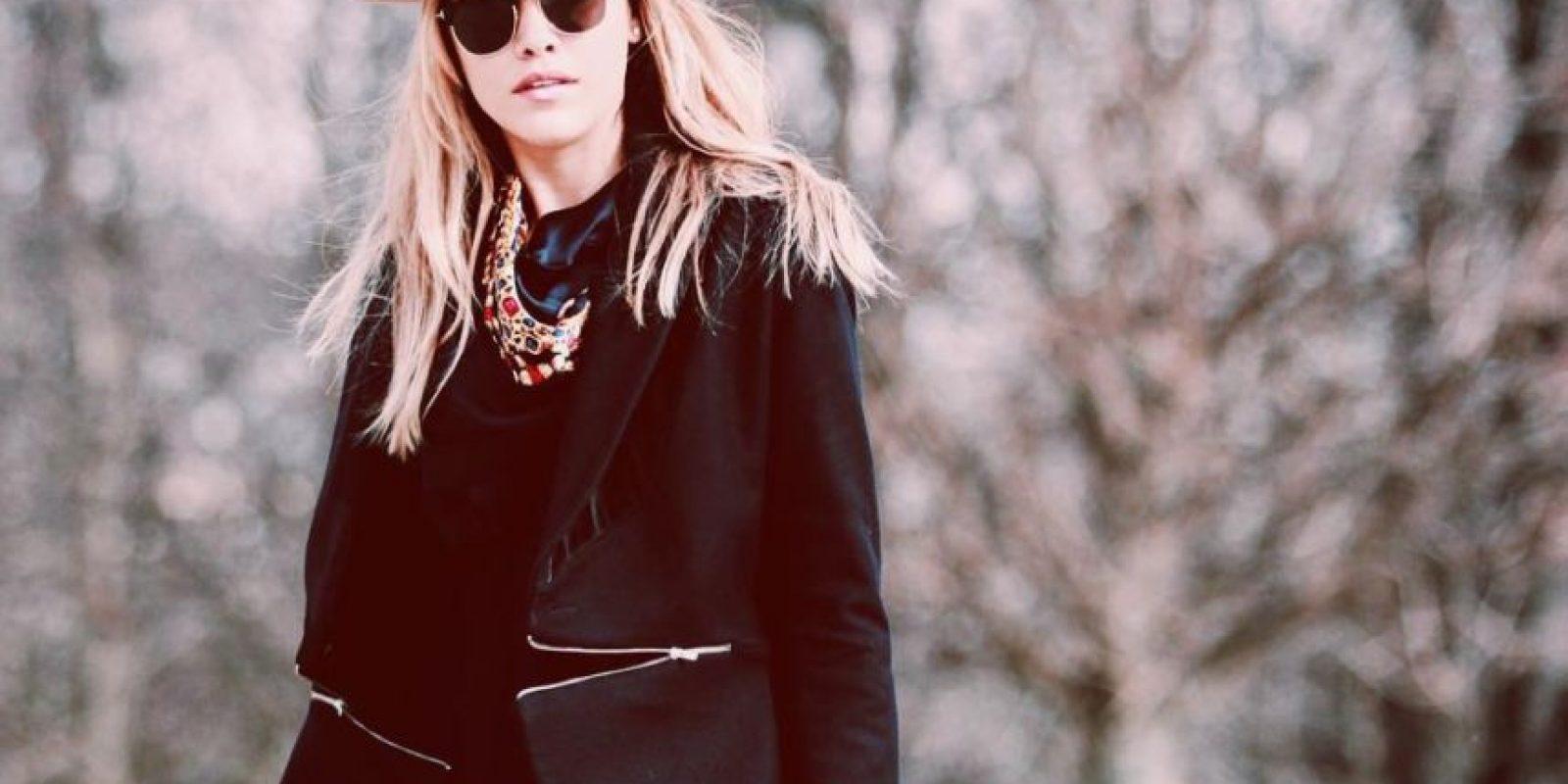 Es egoblogger de moda. Foto:vía Instagram/michellesalas