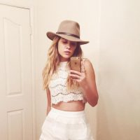 Se llama Michelle Salas. Foto:vía Instagram/michellesalas