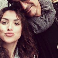 Adria Arjona es la hija mayor de Ricardo Arjona. Foto:vía Instagram/adriaarjona