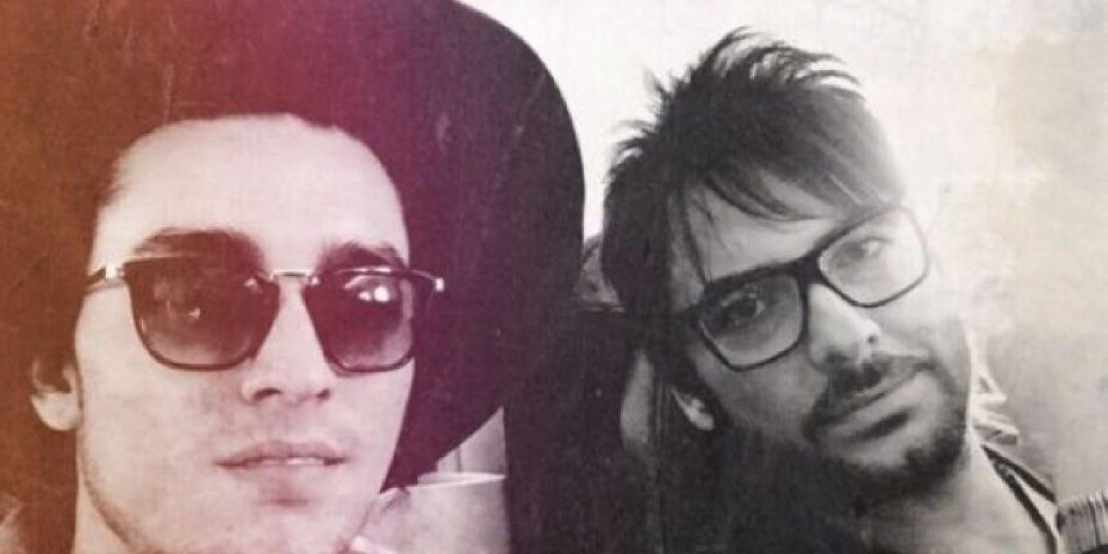 Diego Cuevas es el hijo de Beto Cuevas. Foto:vía Instagram/ diegocuevascasale