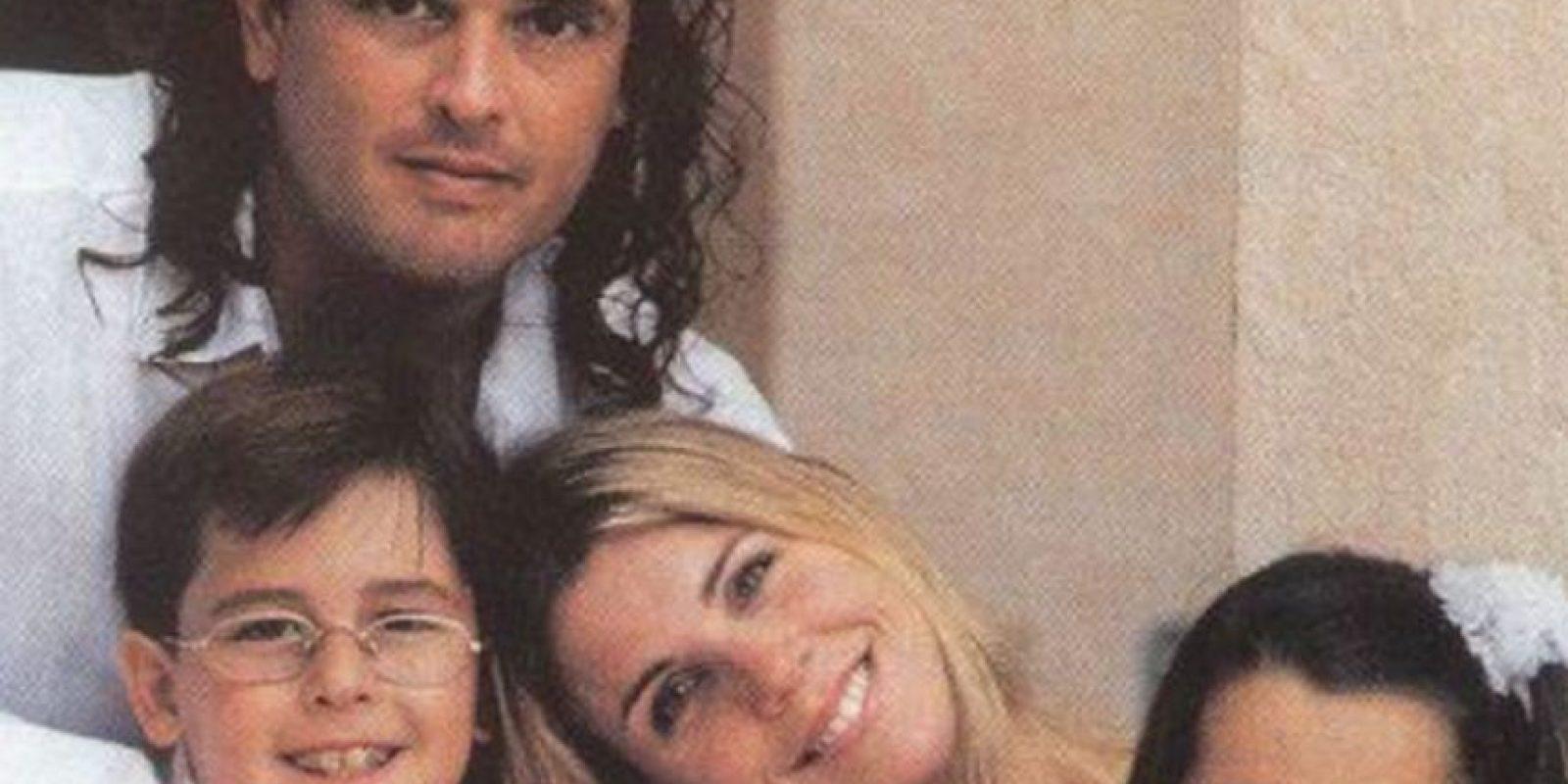 Lucy Vives es la hija del cantante colombiano Carlos Vives. Foto:vía Facebook
