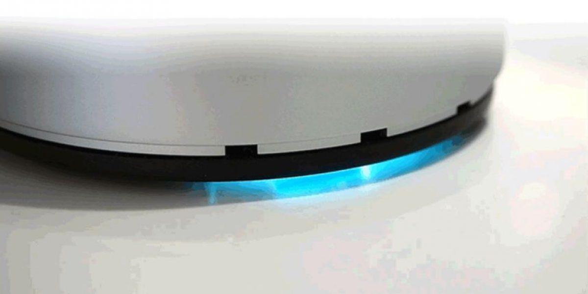 Este robot destruirá las bacterias de su cocina con luz ultravioleta