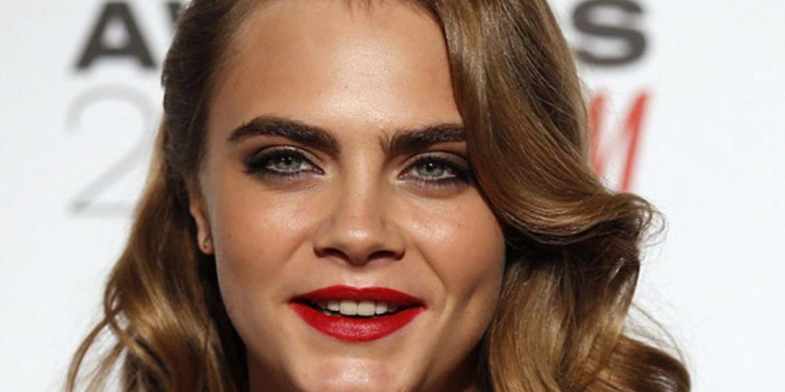 Esa sonrisa tan elegante… Foto:vía Getty Images