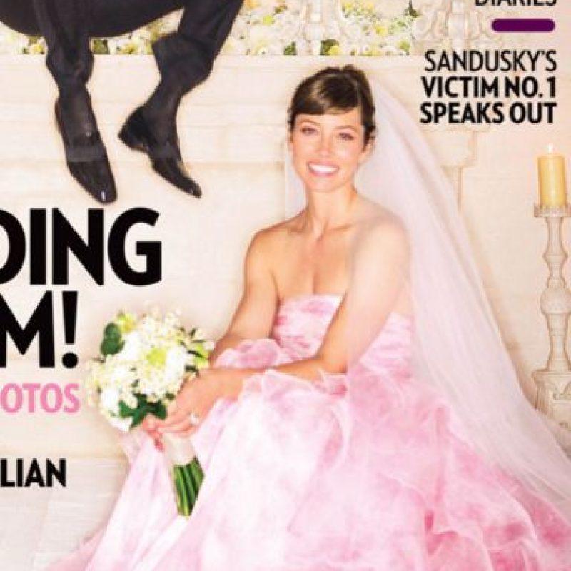 """Que el rosado solo se le ve bien a """"Elle Woods"""". Foto:vía People"""
