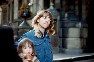 Pero nunca pudo igualar a su padre, John Lennon. Foto:vía Getty Images