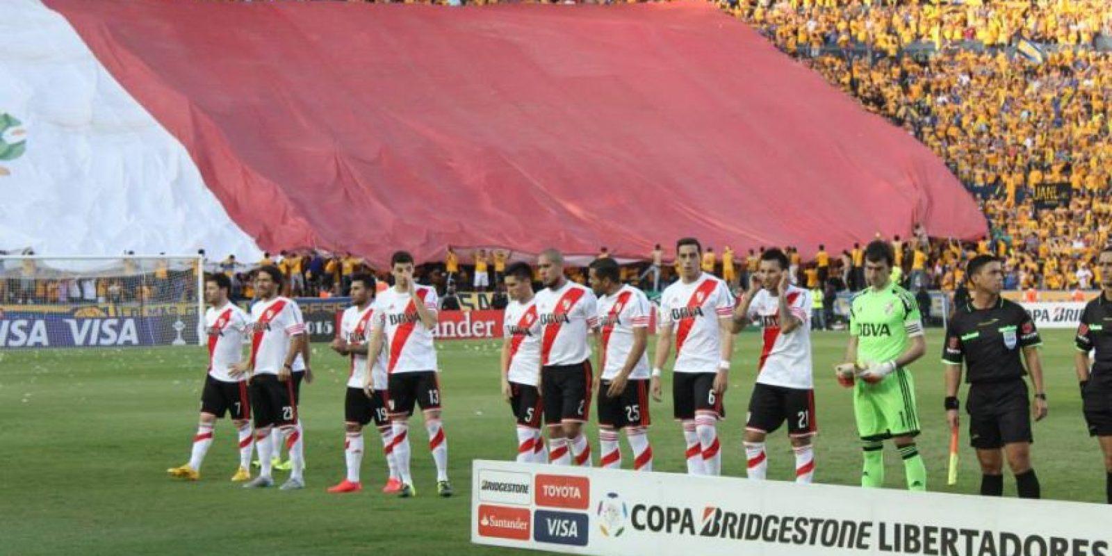 River Plate desea conseguir su primera Copa Libertadores en 19 años. Foto:Vía facebook.com/tigresoficial