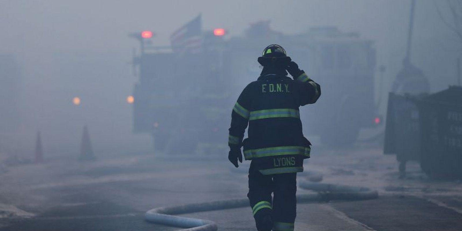 Autoridades investigan las causas del accidente. Foto:Getty Images