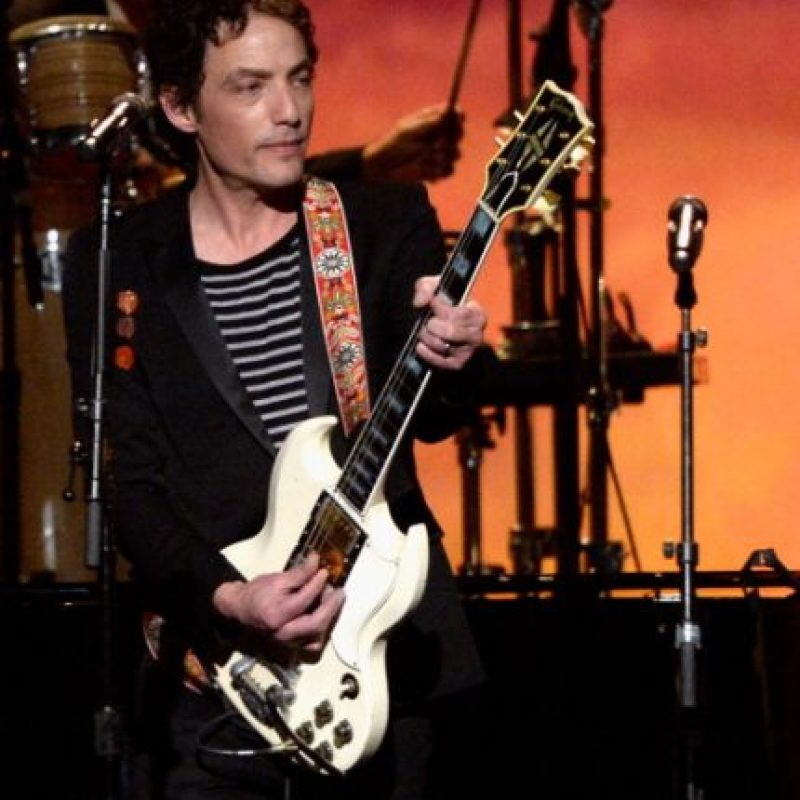 """Es líder de la banda """"The WallFlowers"""". Foto:vía Getty Images"""