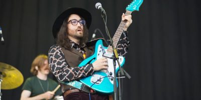 Sean Lennon es más bien alternativo. Foto:vía Getty Images