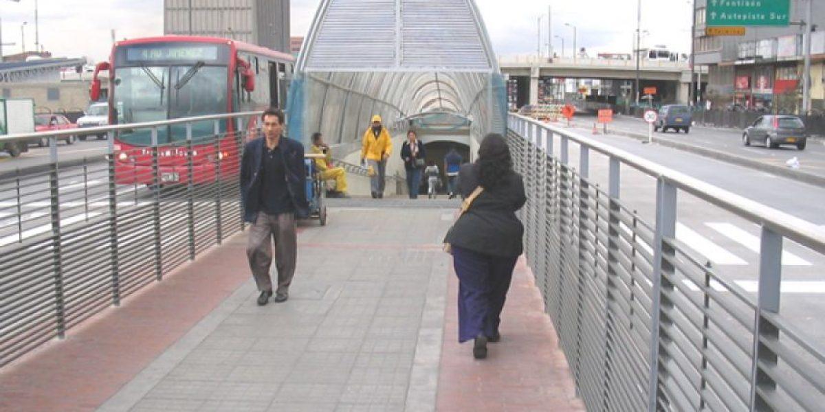 ¡Pilas! Estas son las estaciones más peligrosas de TransMilenio
