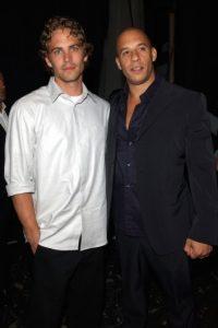 """""""Si muero deja que todo el mundo sepa la clase de hermano que he sido para ti"""", le mencionó Diesel a Paul. Foto:Getty Images"""