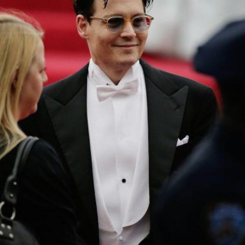 Los rumores señalaban que la popularidad del actor había decaído, sin embargo, Depp se alejó para tratar sus problemas de alcoholismo. Foto:Getty Images